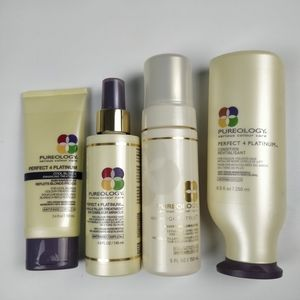 Pureology perfect for platinum set